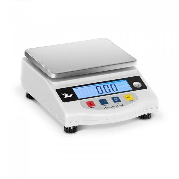 Precisieweegschaal - 2.000 g / 0,01 g