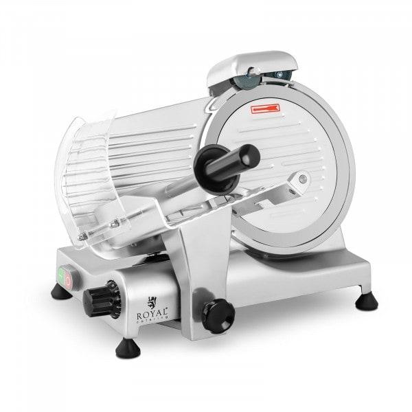 Vleessnijmachine - 250 mm - tot 12 mm - 320 W