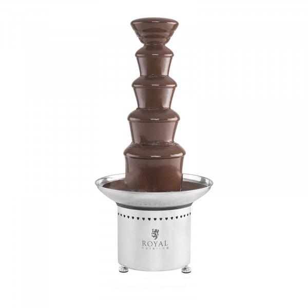 Chocoladefontein - 5 verdiepingen - 6 kg