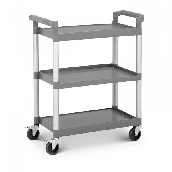 Serveerwagen - 3 borden - 60 kg