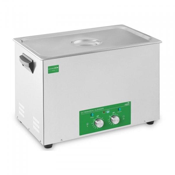Ultrasoon reiniger - 28 liter - 480 W - Basic Eco