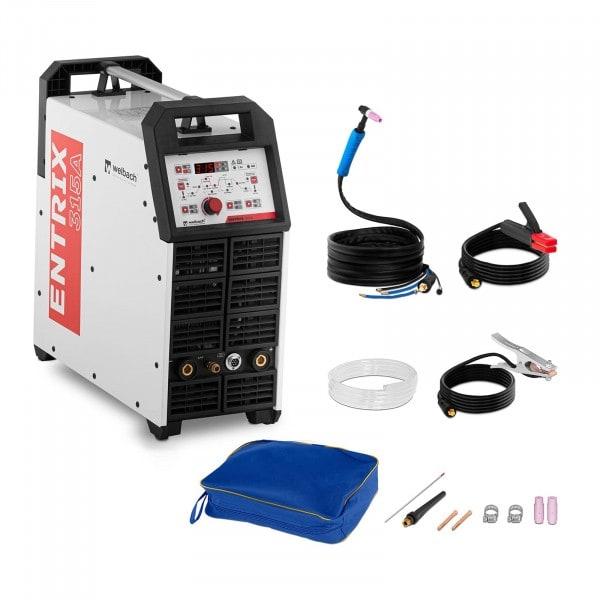 TIG Lasmachine - 315 A - 400 V - digitaal - puls