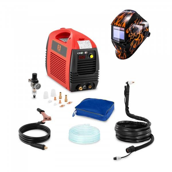 Plasmasnijder- 50 A - 230 V - Basic + Lashelm – Firestarter 500 – ADVANCED SERIES