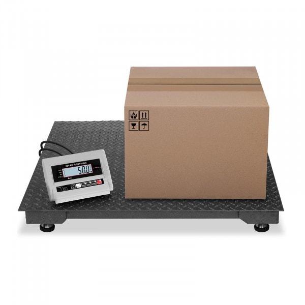 Platformweegschaal - 1000 kg / 0,5 kg