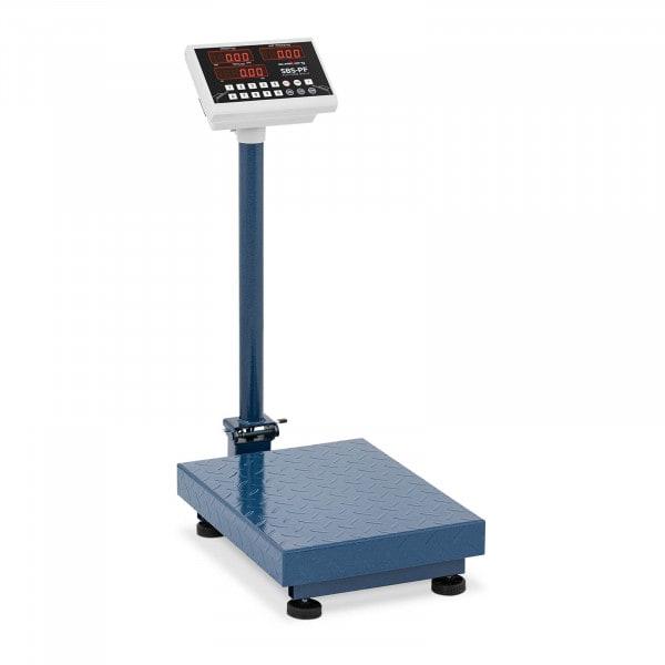 Platformweegschaal - 100 kg / 10 g - 40 x 30 cm - inklapbaar