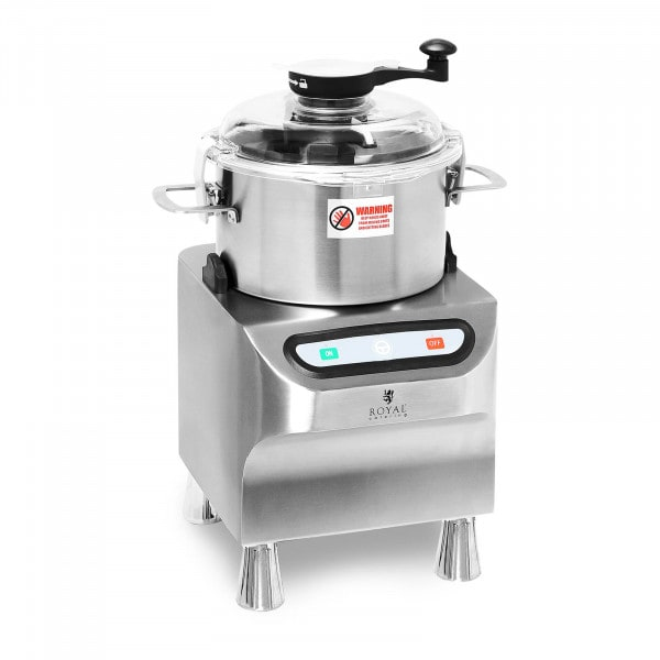 Tafelsnijder - 1500 RPM - Royal Catering - 5 l