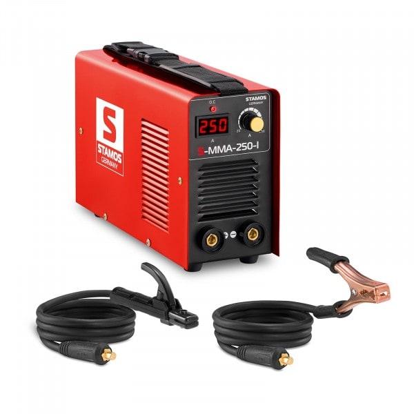 Elektrode-lasmachine - 250 A - 230 V - IGBT - 60% ED