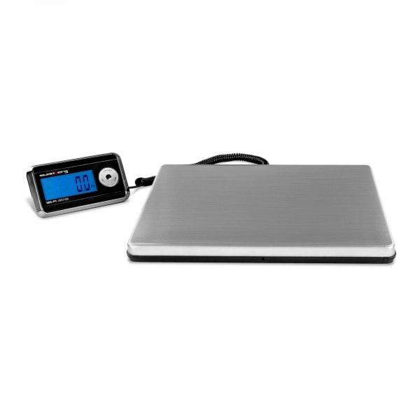 Digitale pakketweegschaal - 200 kg / 100 g - Basic - Extern LCD display