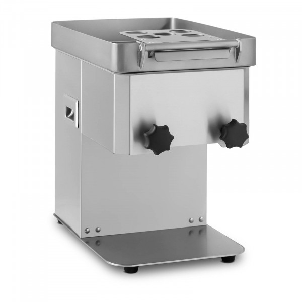 Vleessnijder - 550 W - Royal Catering - roestvrij staal