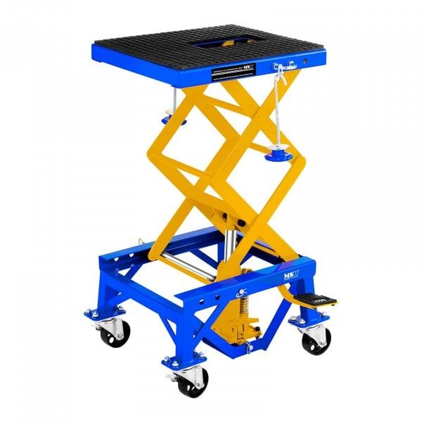 Schaarkrik-platform met rolwielen– 135 kg
