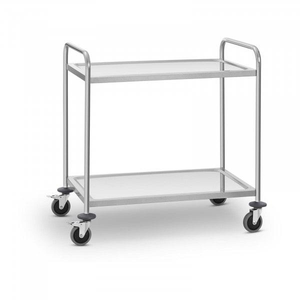 Serveerwagen - 2 borden - 120 kg
