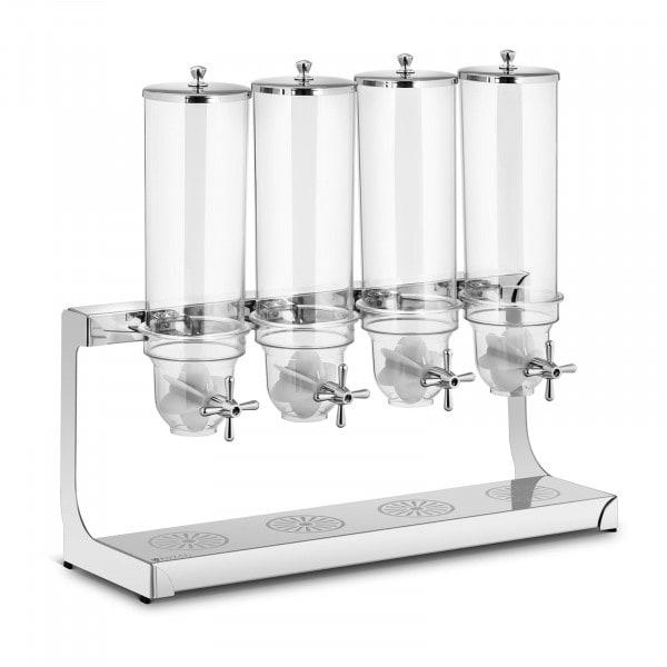 Granen Dispenser - 4 x 3.5 L - 4 containers
