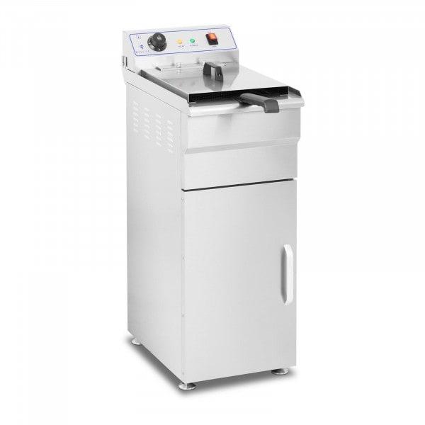 Elektrische friteuse - 16 liter - Kabinet
