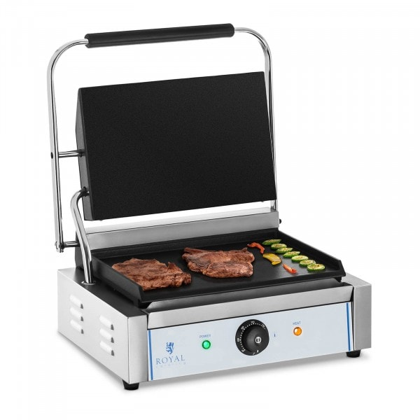 Dubbele contactgrill - glad - 2 x 2200 W