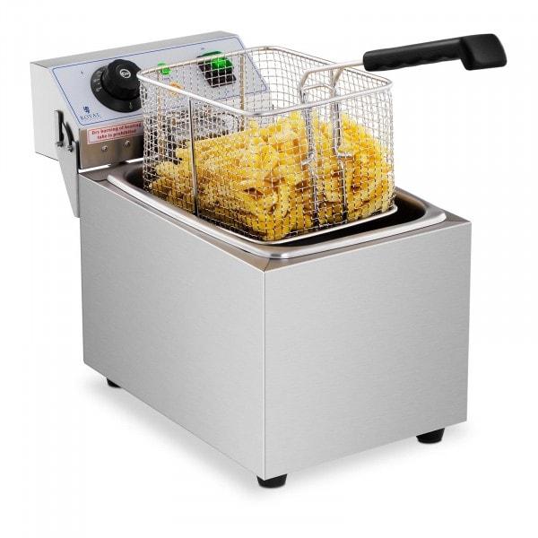 Elektro-Friteuse - 8 Liter - 230 V