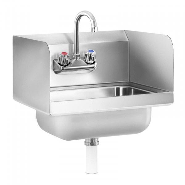 Commerciële handwasbak - Incl. Armatuur