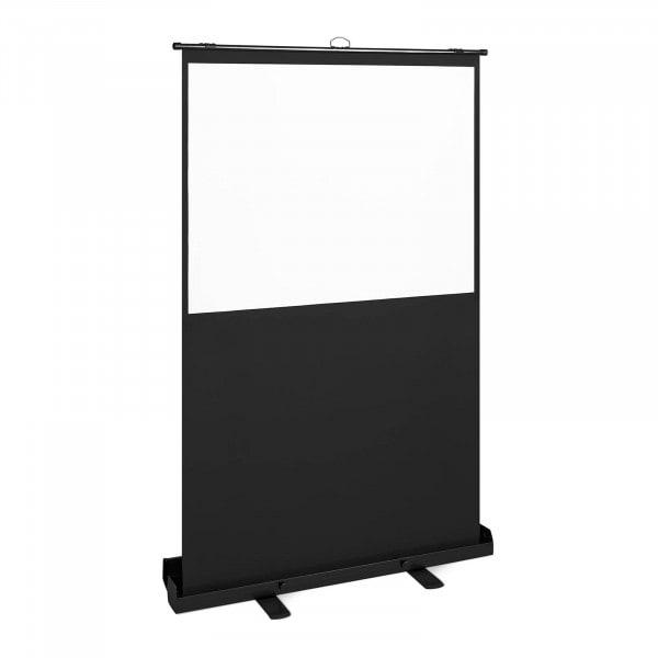 Rolscherm - 133,5 x 199 cm - 4: 3 - mobiel