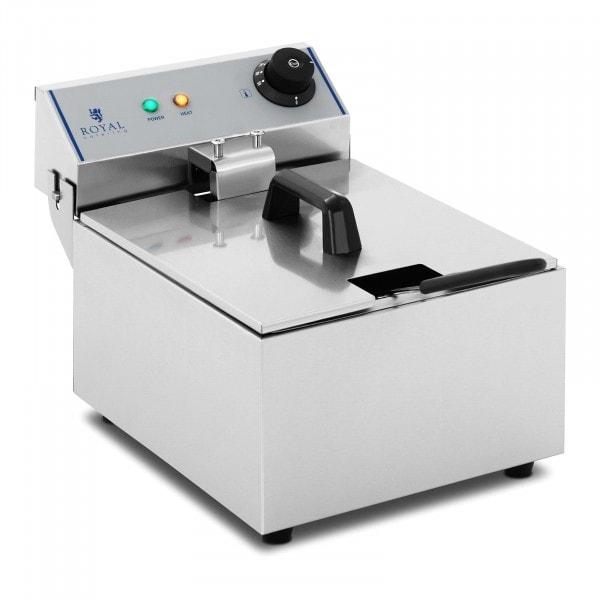 Elektrische friteuse - 1 x 10 liter - ECO