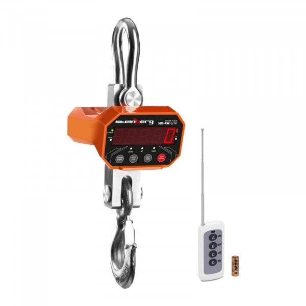 Kraanweegschaal - 3.000 / 0,5 kg - LED