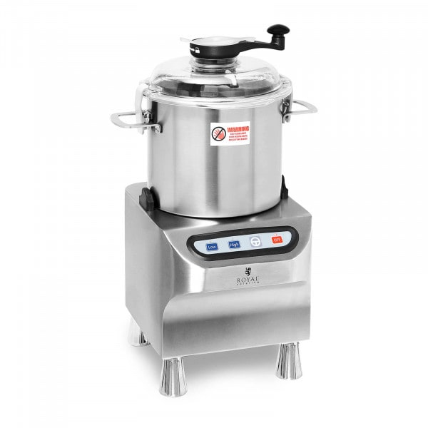 Tafelsnijder - 1500/2800 RPM - Royal Catering - 8 l