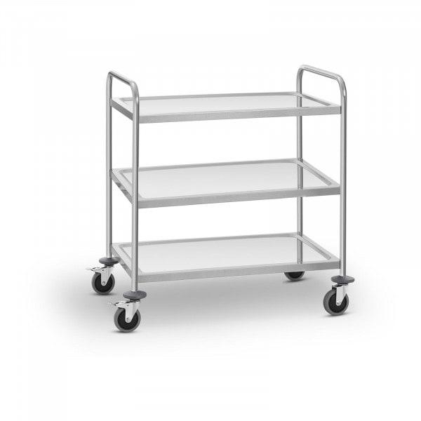 Serveerwagen - 3 borden - 150 kg