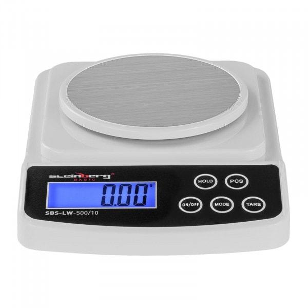 Digitale precisieweegschaal - 500 g / 0,01 g - Basic