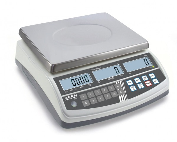 KERN Telweegschaal CPB - 30kg / 0,5g