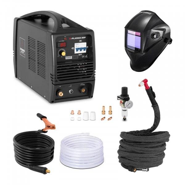 Plasmasnijder - 80 A - 400 V + Lashelm – Carbonic – PROFESSIONAL SERIES