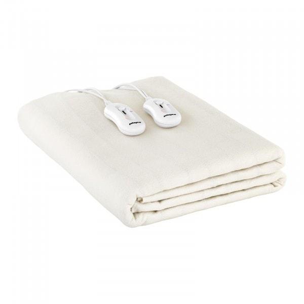 Tweedehands Elektrische deken - 203 x 152 cm - 2 warmtezones