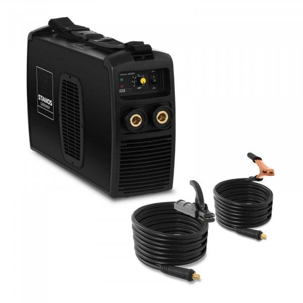 Elektrode lasmachine - 250 A - IGBT - 80% ED