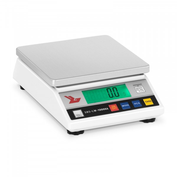 Precisieweegschaal - 10.000 g / 0,01 g