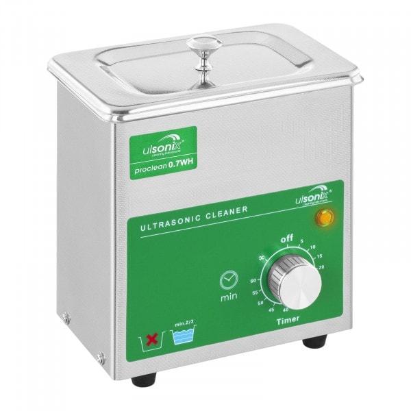 Ultrasoon reiniger - 0,7 liter - Basic