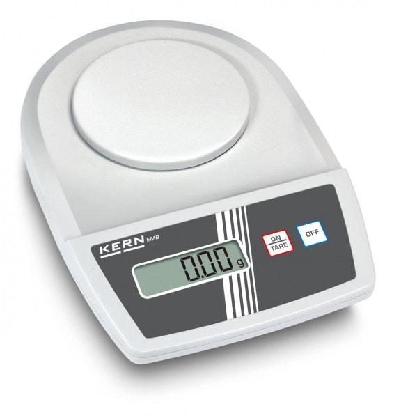 KERN Precisieweegschaal EMB - 600 g / 0,01 g