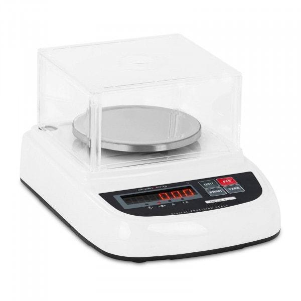 Tweedehands Precisieschaal - 0,05 - 600 g / 0,01 g - voorruit