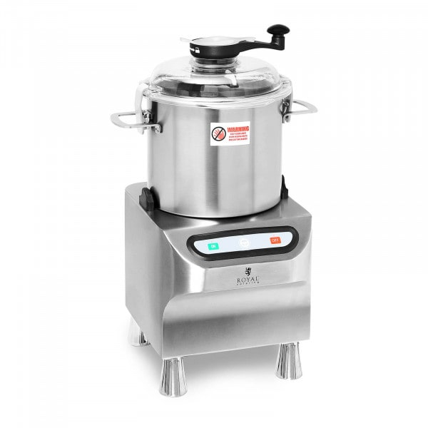 Tafelsnijder - 1500 RPM - Royal Catering - 8 l