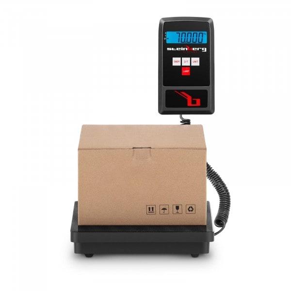 Pakketweegschaal - 70 kg / 5 g