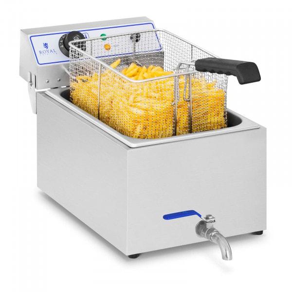 Elektrische friteuse - 17 Liter - ook geschikt voor vis
