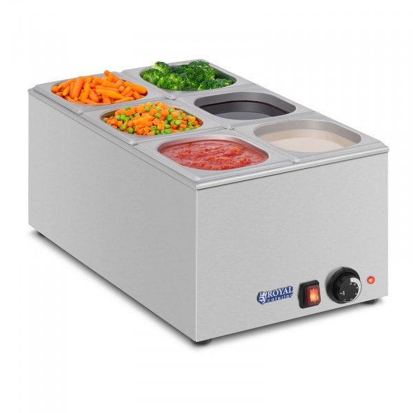 Bain-marie - GN container - 1/6