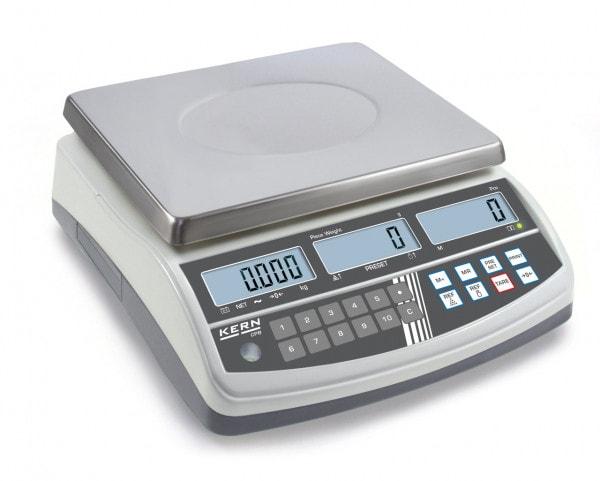 KERN telweegschaal - 6000 g / 1 g - optioneel geijkt