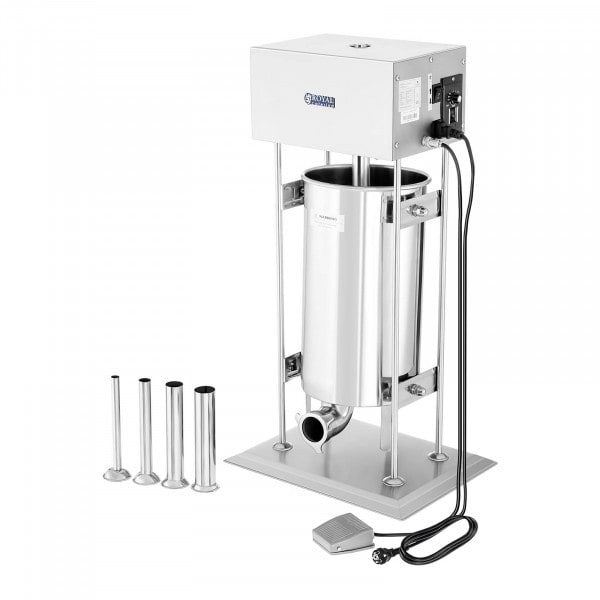 Worstenvuller - 15 Liter - elektrisch