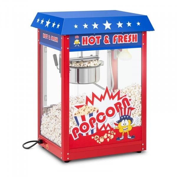 Popcornmachine - Amerikaans ontwerp