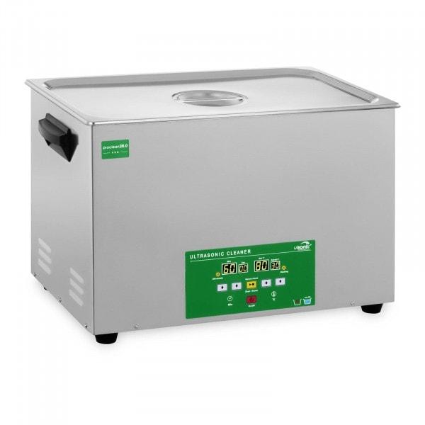 Ultrasoon reiniger - 28 liter - 480 W - Memory Quick Eco