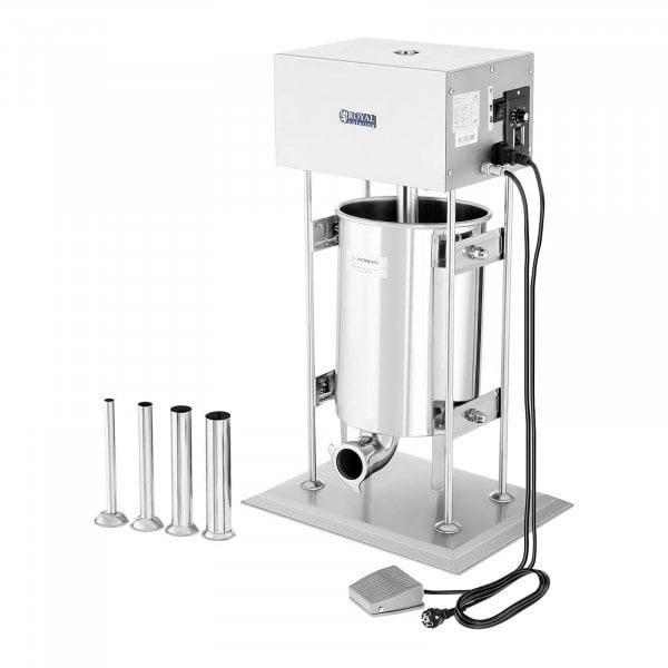 Worstenvuller- 10 Liter - elektrisch