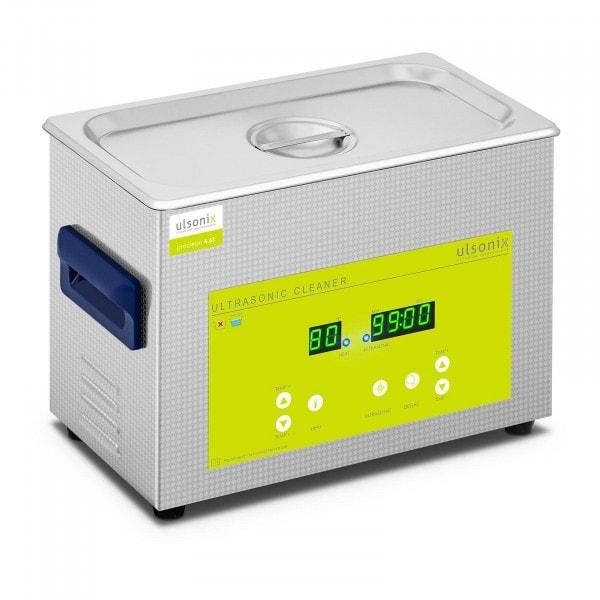Ultrasoon reiniger - 4,5 l - 120 Watt