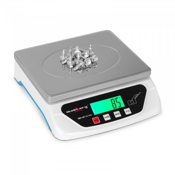 Digitale briefweegschaal - 25 kg/1 g - Basic