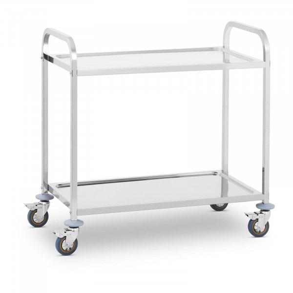 Serveerwagen - 2 laden - tot 160 kg
