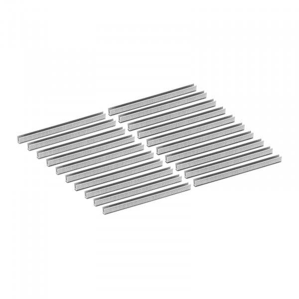 Clips voor clipmachine RCWC-04 - 2.000 stuks
