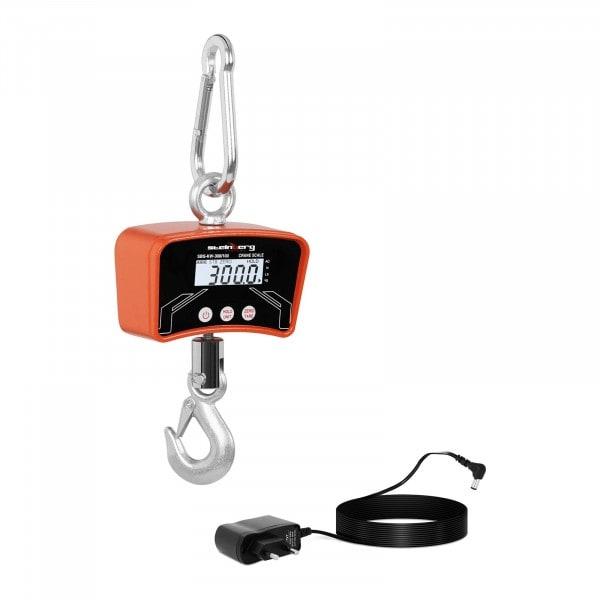 Kraanweegschaal - 300 kg / 100 g