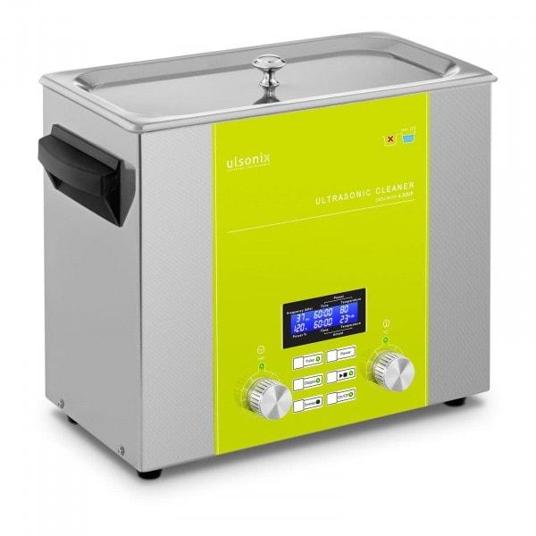 Ultrasoon reiniger - 6 l - 240 Watt - DSP