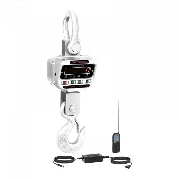 Kraanweegschaal - 10 t / 2 kg - LED